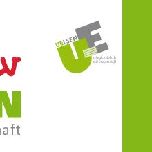 Logo, rechts